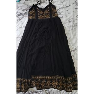 Lucky Brand Beaded Dress